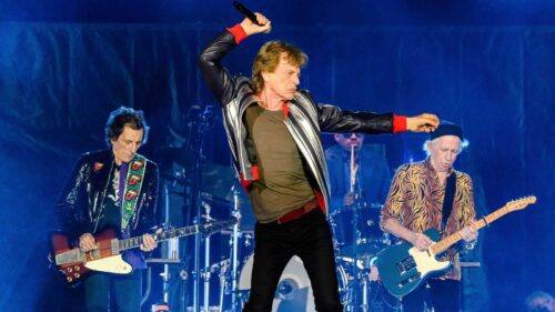 The Rolling Stones drop their song Brown Sugar from ...